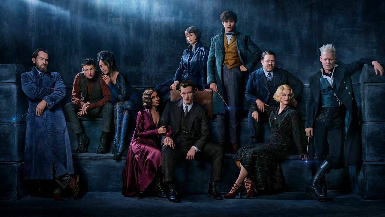 Fantastic Beasts and the Crimes of Grindelwald