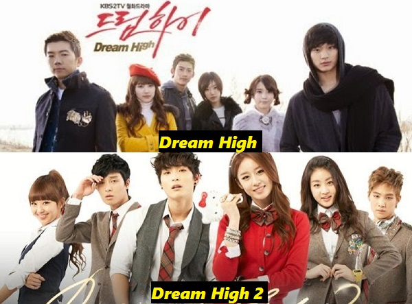 Seri drama Korea Dream High