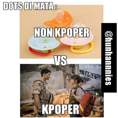 dots vs descendants of the sun