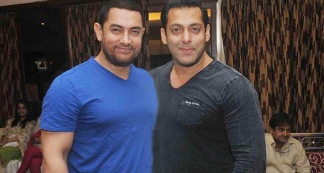 Aamir Khan And Salman Khan Dabangg 2