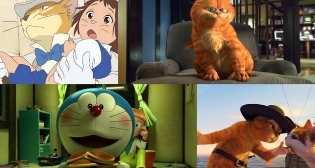 Kucing Di Film Shrek